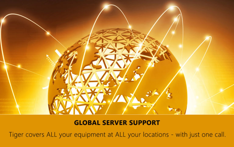 Global Server Support